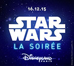 SOIREE STAR WARS DISNEY