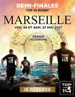 RUGBY-TOP 14 DEMAI FINALE