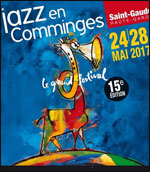 JAZZ EN COMMINGES 15EME ED.
