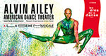 ALVIN AILEY - AMERICAN DANCE THEATRE