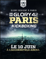 GLORY 42 PARIS