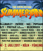 THE 32ND SUMMERJAM FESTIVAL 2017