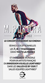 M POKORA My Way Tour