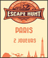 Réservation LIVE ESCAPE GAME PARIS -2 PERSONNES
