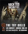 Réservation ROCK YOUR BRAIN FEST - DISORDER DAY